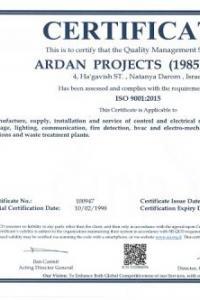 MATI ISO 9001